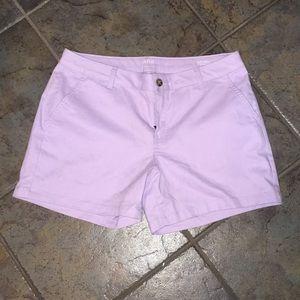 a.n.a Shorts - Ana lavender purple shorts